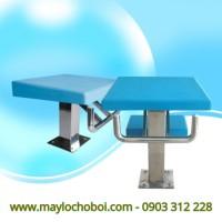 Hướng dẫn lắp đặt thiết bị hồ bơi chung cư